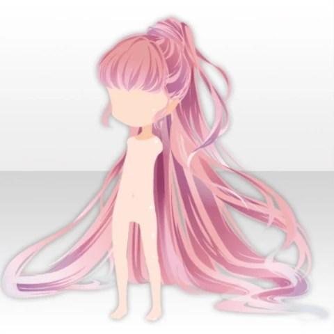 hairstyles wisteria princess