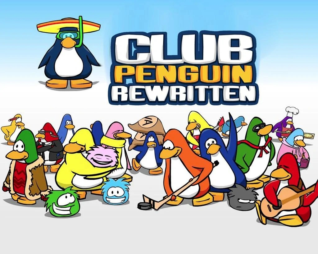 Club Penguin Rewritten | CPPS Wiki | Fandom
