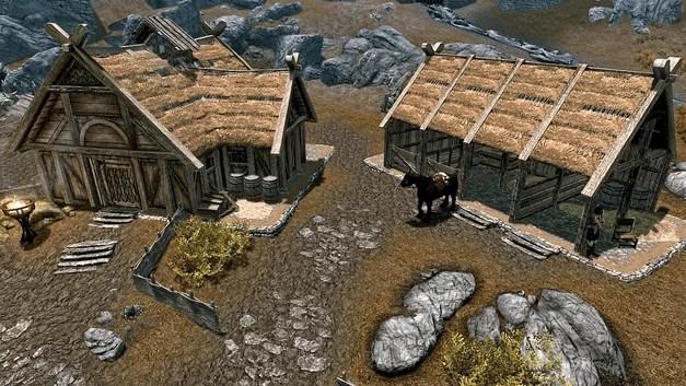 Skyrim Greybeard Build