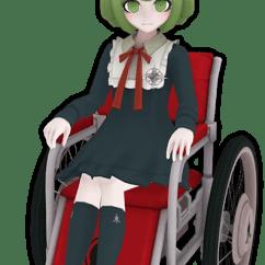 Wheelchair Killer Wedding Chair Cover Hire Perthshire Monaca Towa | Danganronpa Wiki Fandom Powered By Wikia
