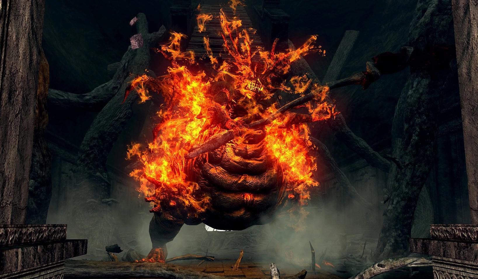 demon firesage dark souls