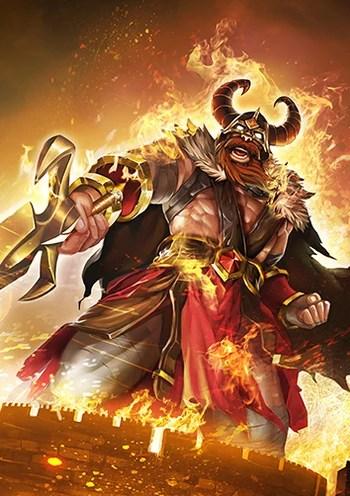 Surtr Awoken   Dawn of Gods Wiki   FANDOM powered by Wikia