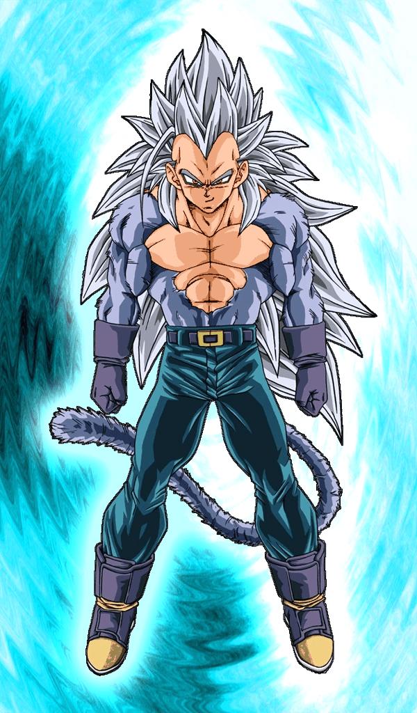 Goku Ssj Wallpaper Hd The Final Ascension Of Pride Super Saiyan 5 Vegeta Db