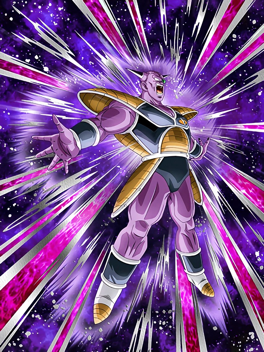 Courageous Clash Captain Ginyu Dragon Ball Z Dokkan Battle Wikia FANDOM Powered By Wikia