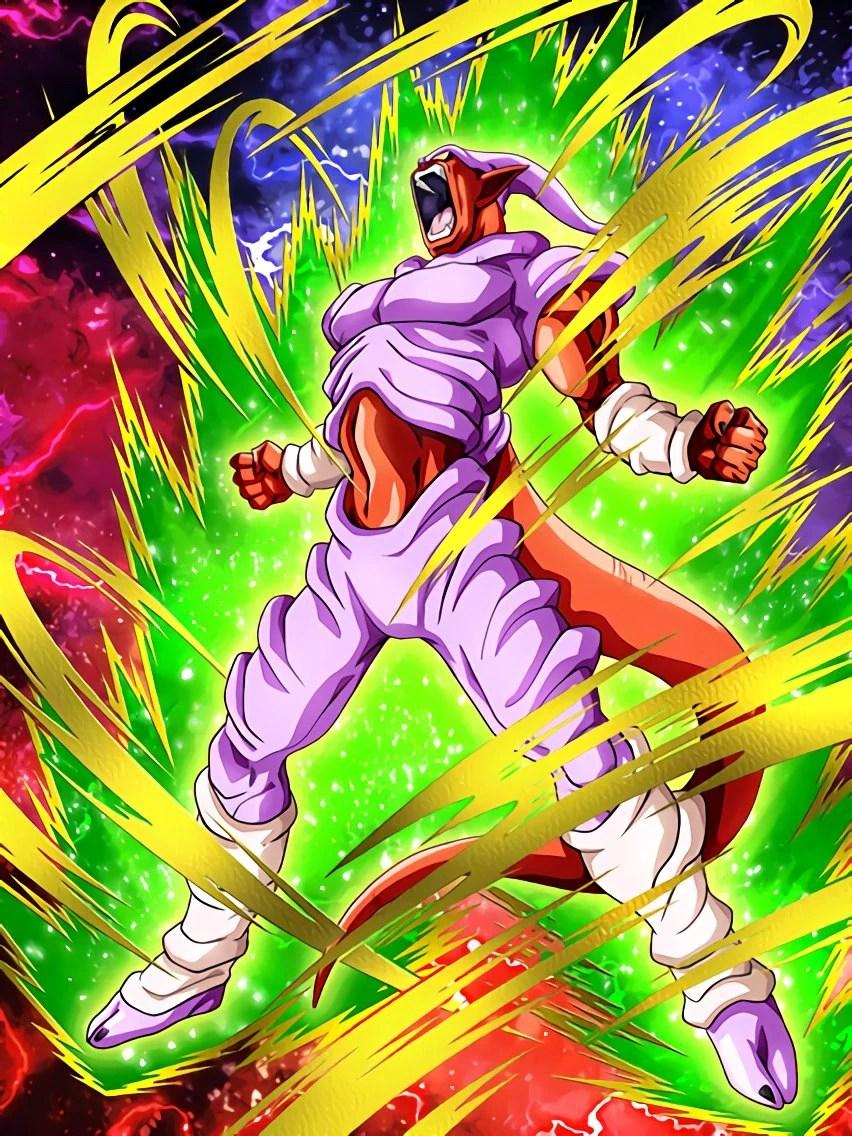 Raging Wickedness Super Janemba Dragon Ball Z Dokkan Battle Wikia FANDOM Powered By Wikia
