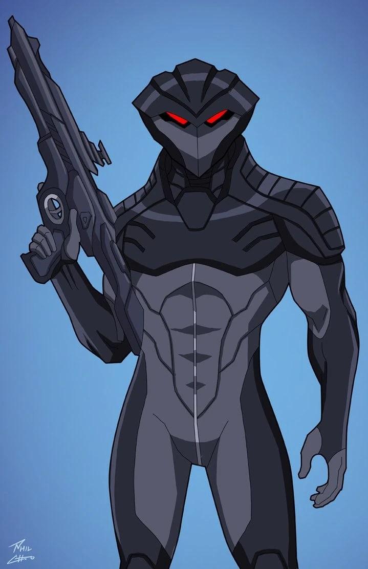 Image - Black Manta (DC Omegaverse).jpg | DC Comics Fanfiction Wikia | FANDOM powered by Wikia