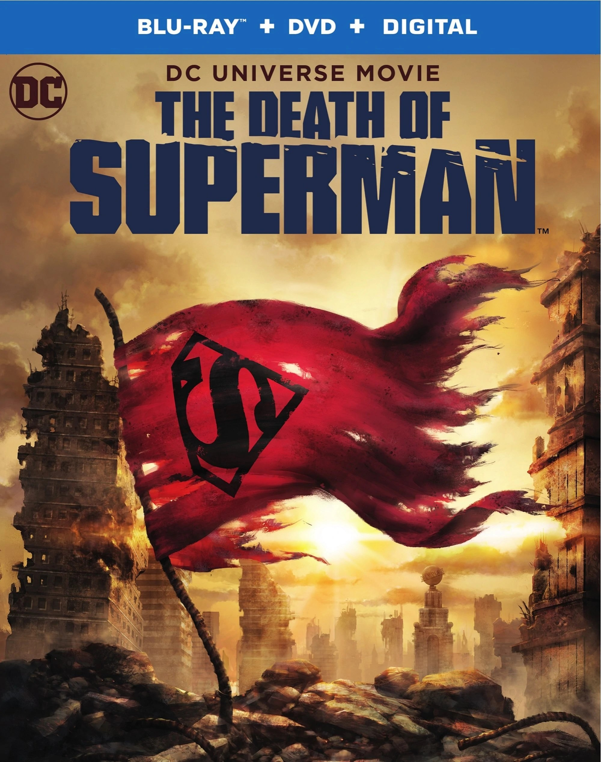 The Death of Superman  DC Movies Wiki  FANDOM powered by Wikia