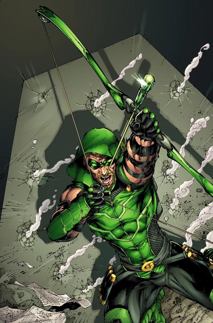 green arrow comics deadliest