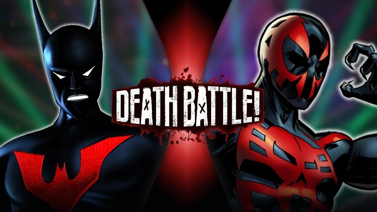 Batman Beyond Vs Spider Man 2099 Death Battle Wiki