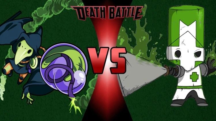 Green Knight Vs Plague Knight Death Battle Fanon Wiki