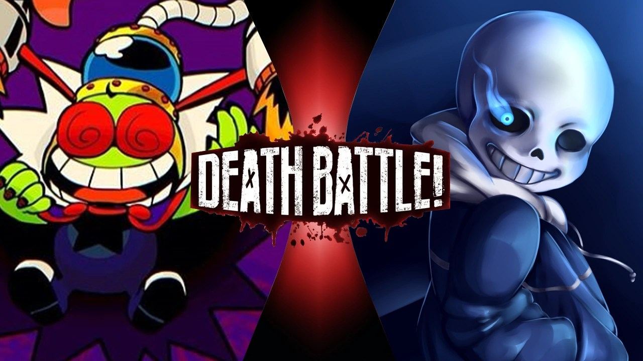 fawful vs sans death