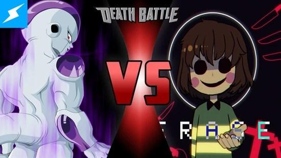 Sonic Fall November Wallpaper Frieza Vs Chara Death Battle Fanon Wiki Fandom Powered