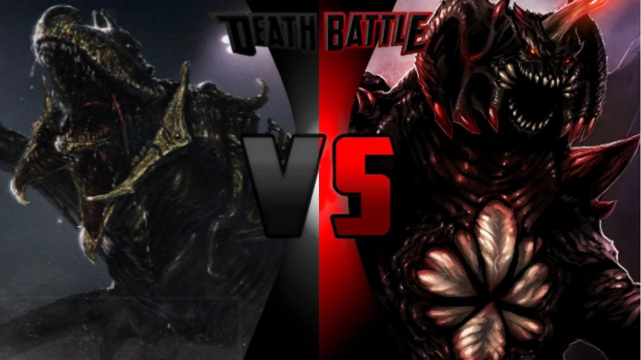 SCP-682 vs Destoroyah   Death Battle Fanon Wiki   Fandom