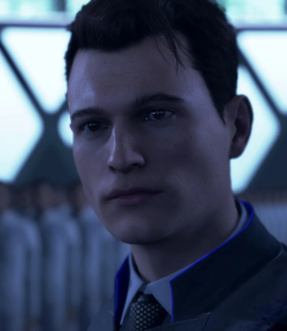 Connor Cyberlife Tower Detroit Become Human Wikia