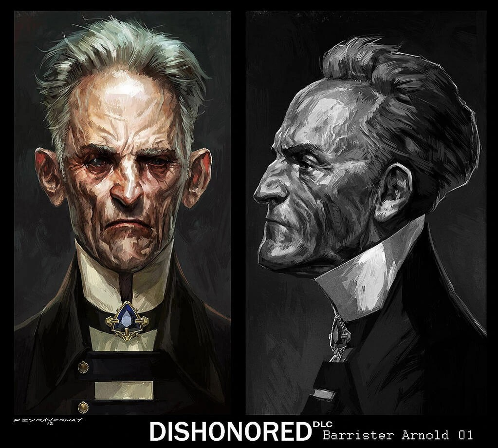 the city barrister dishonored