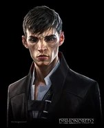 the outsider dishonored wiki