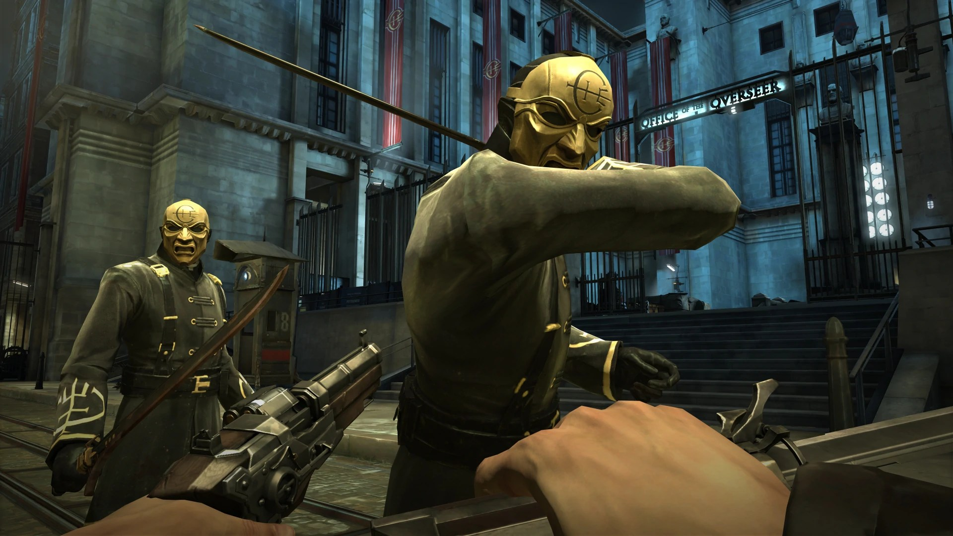 high overseer campbell dishonored