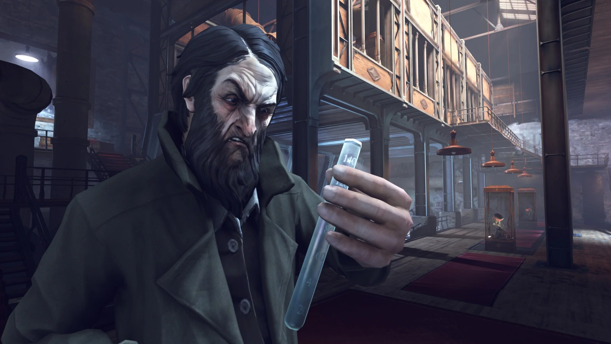 the royal physician dishonored
