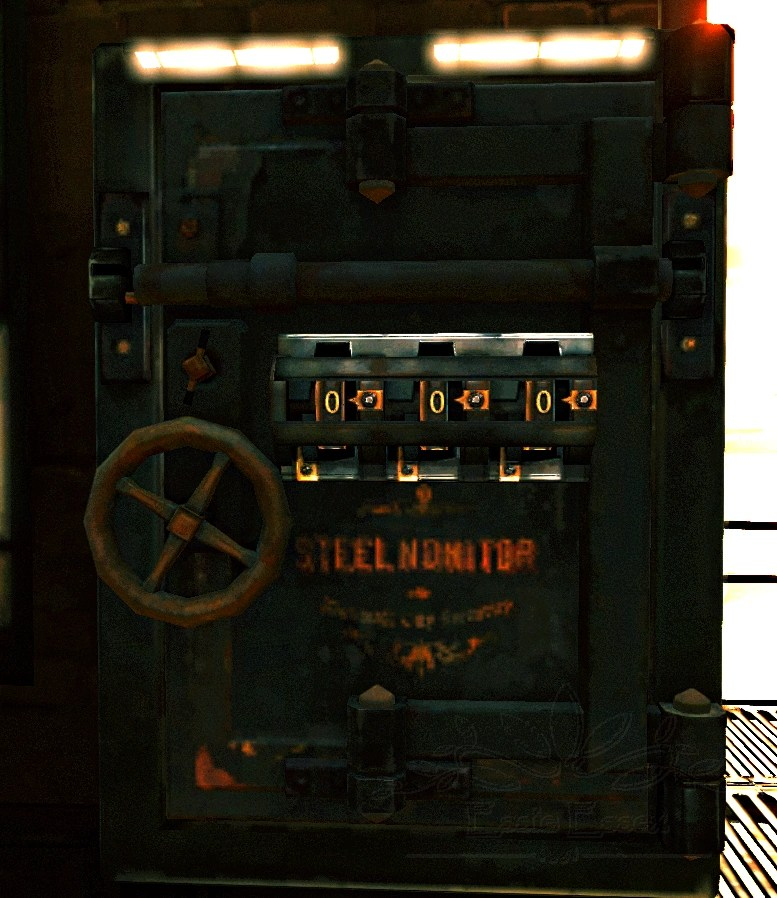 safe combinations dishonored wiki