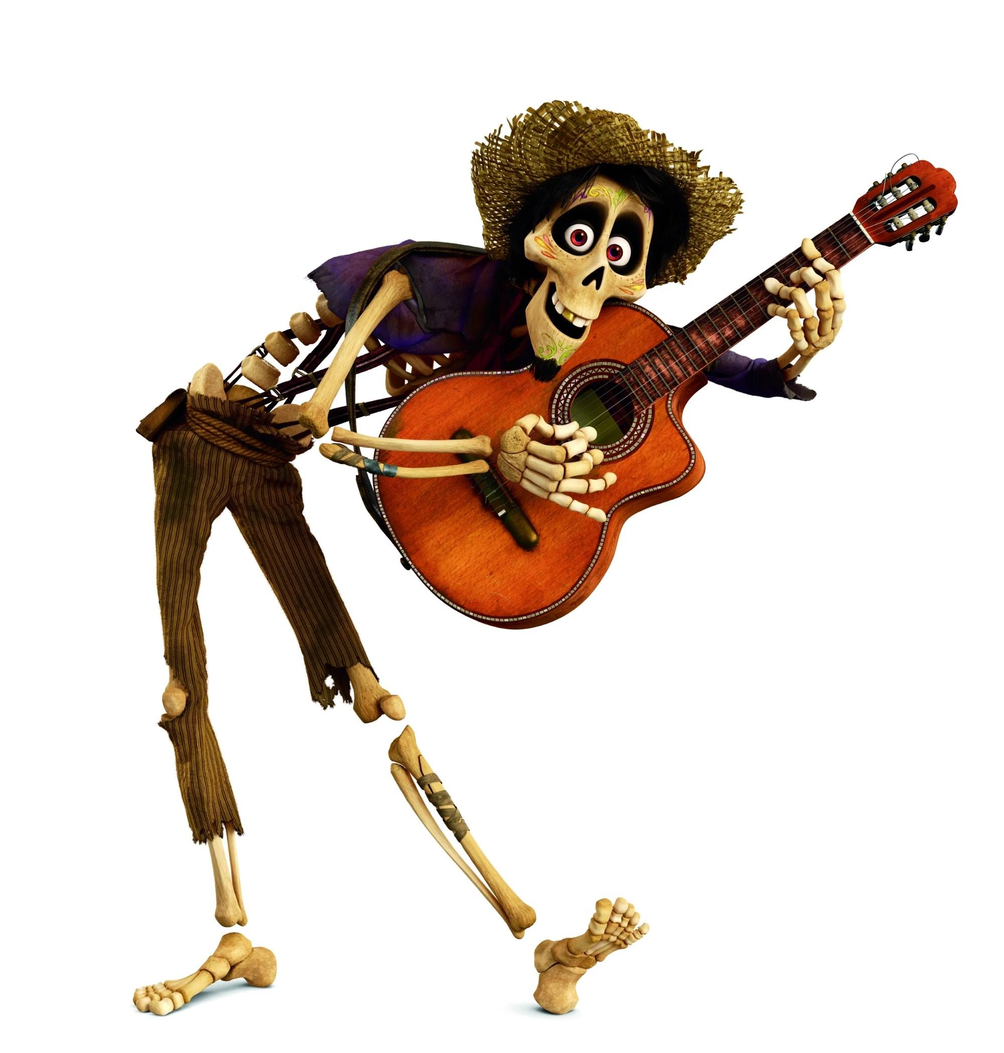 Image Coco Hector and Guitarjpg Disney Wiki FANDOM