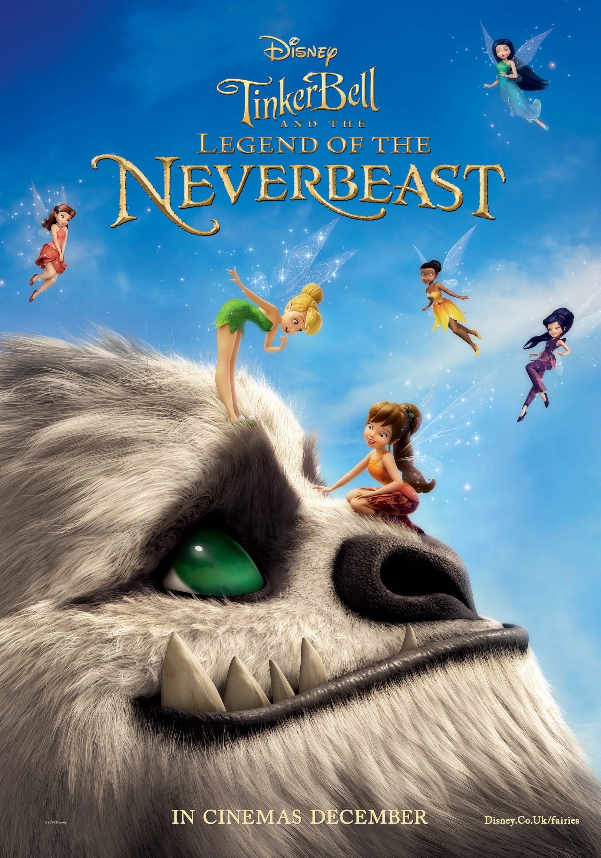 Tinker Bell And The Legend Of The Neverbeast Disney Wiki