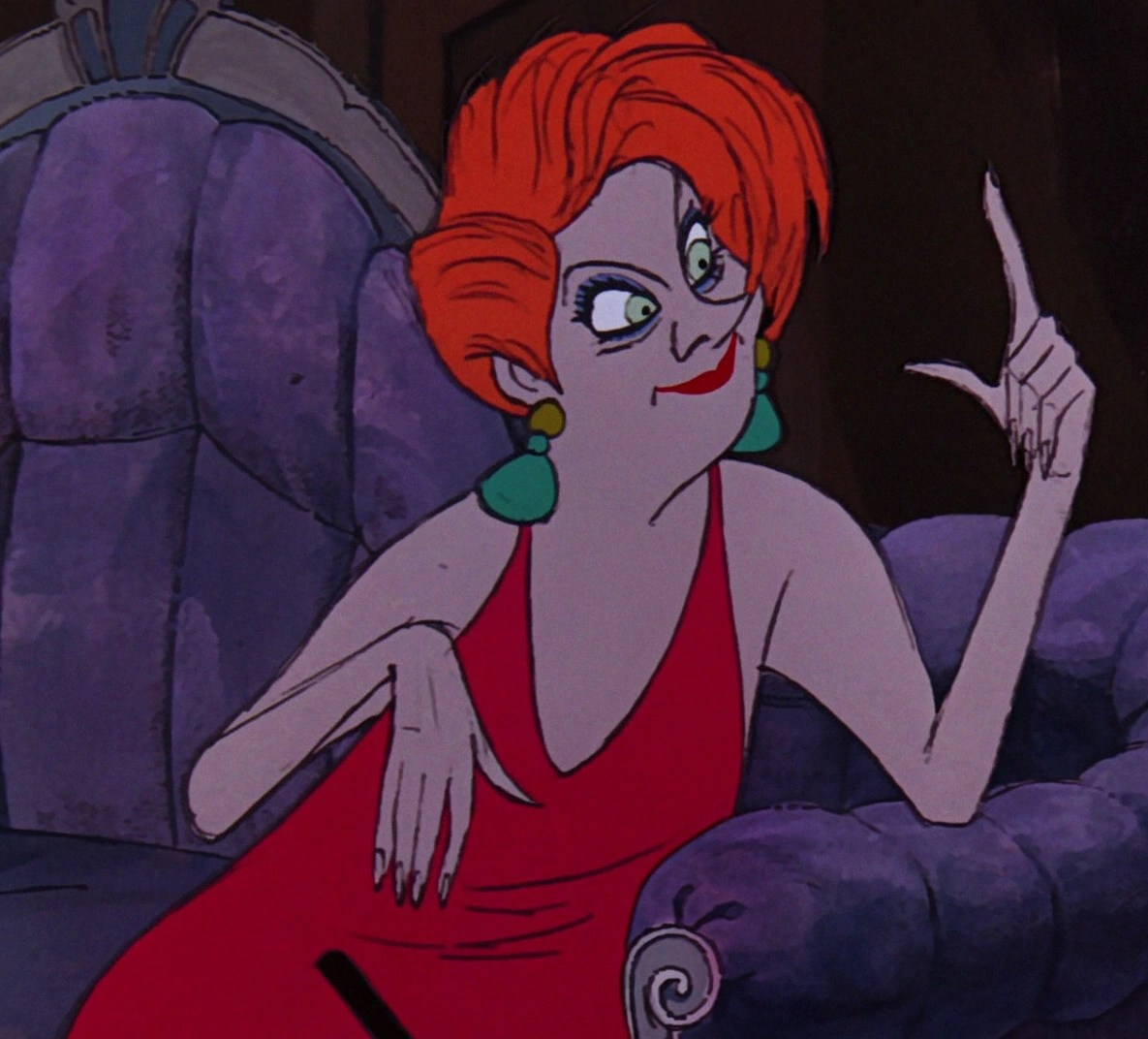 madame medusa disney wiki fandom