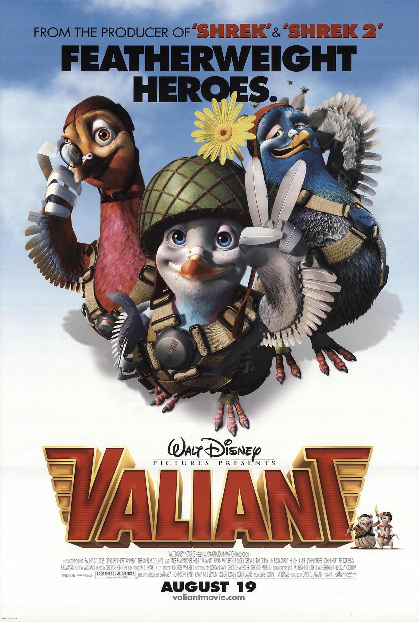 Valiant Disney Wiki FANDOM Powered By Wikia