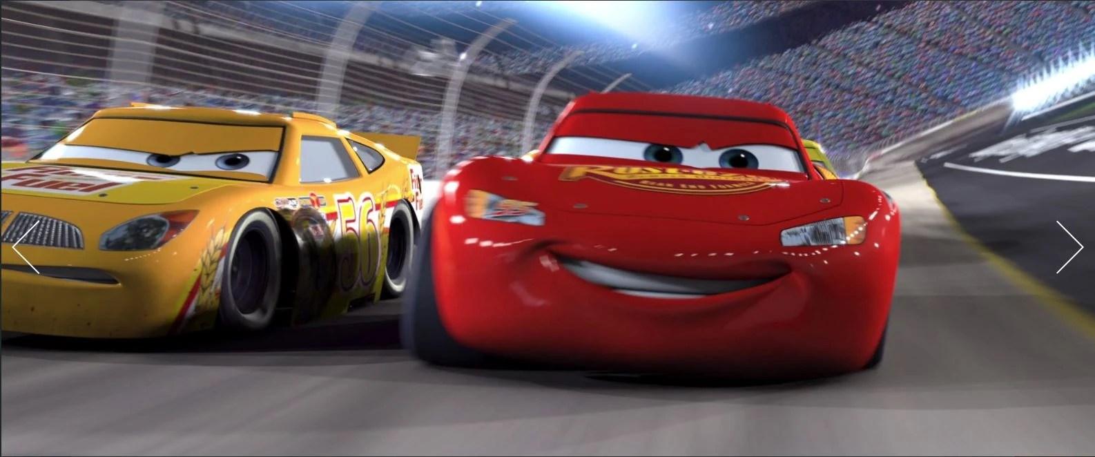 Cars Lightning Mcqueen Disney Wiki