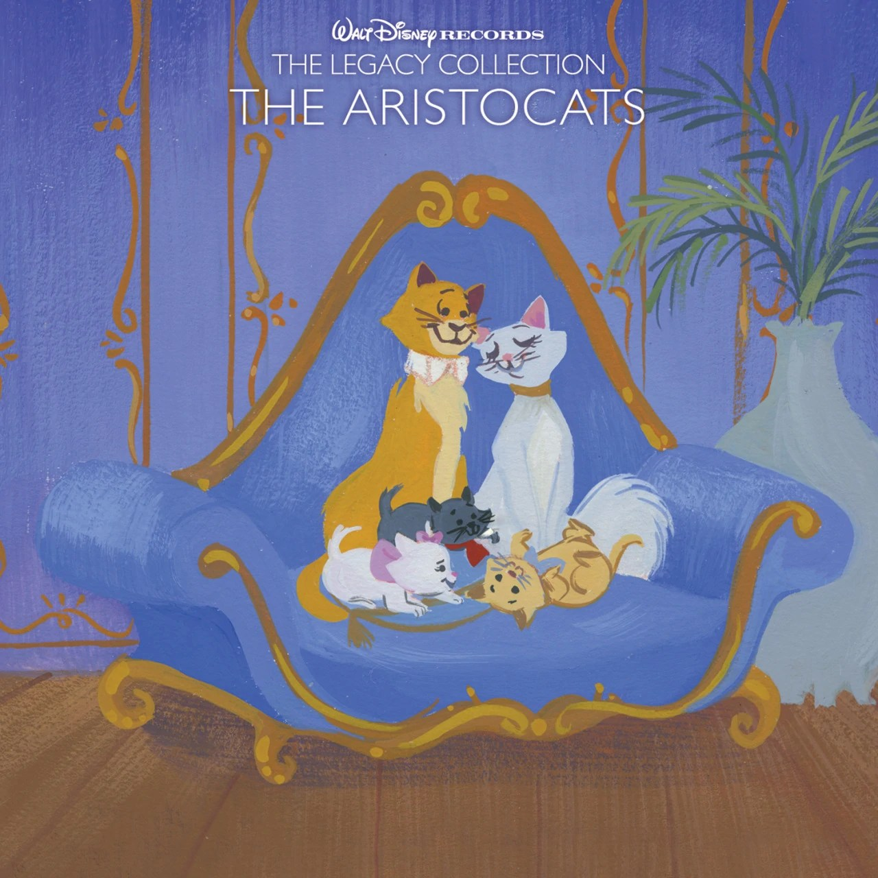 The Aristocats Walt Disney Legacy Collection