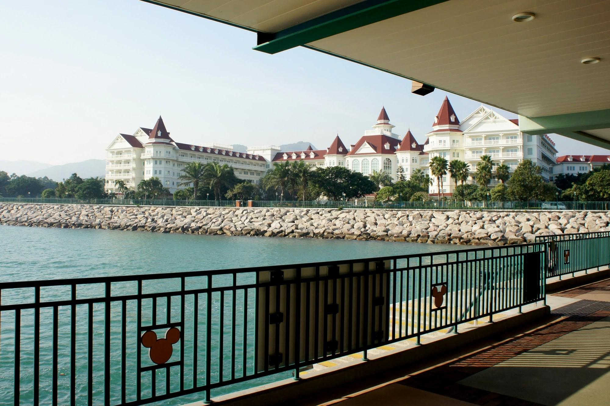 Hong Kong Disneyland Hotel Disney Wiki Fandom Powered
