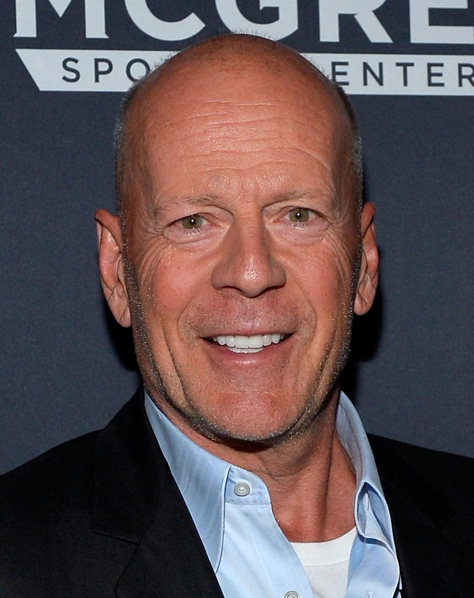 Bruce Willis Disney Wiki Fandom Powered By Wikia