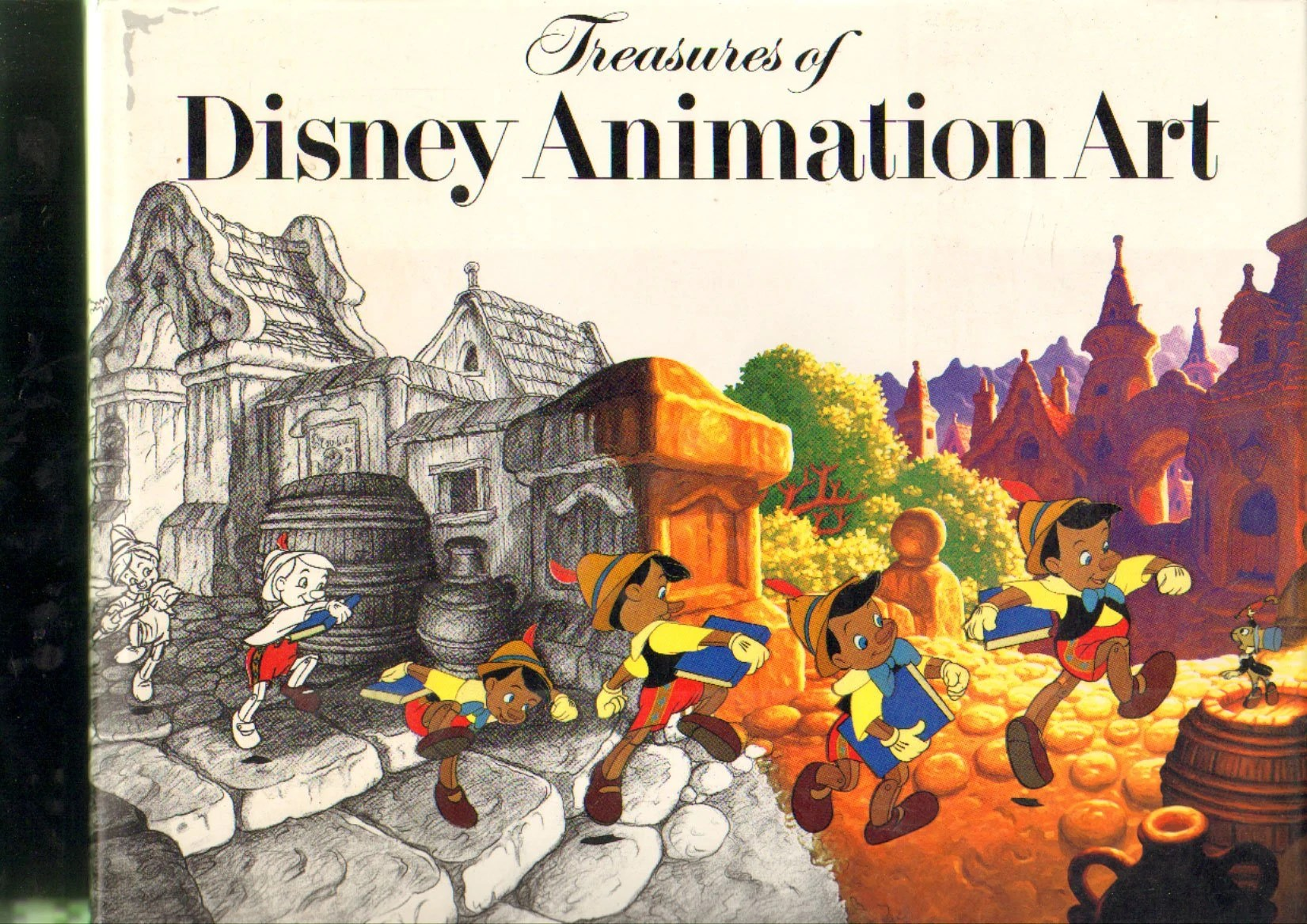 Treasures Of Disney Animation Art Wiki Fandom Powered Wikia