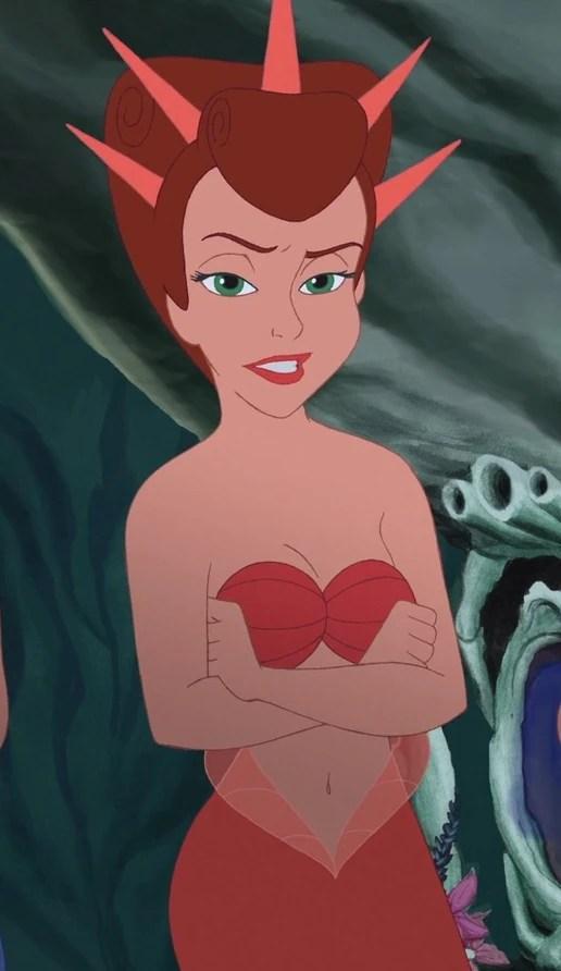 Ariel Disney Character Names