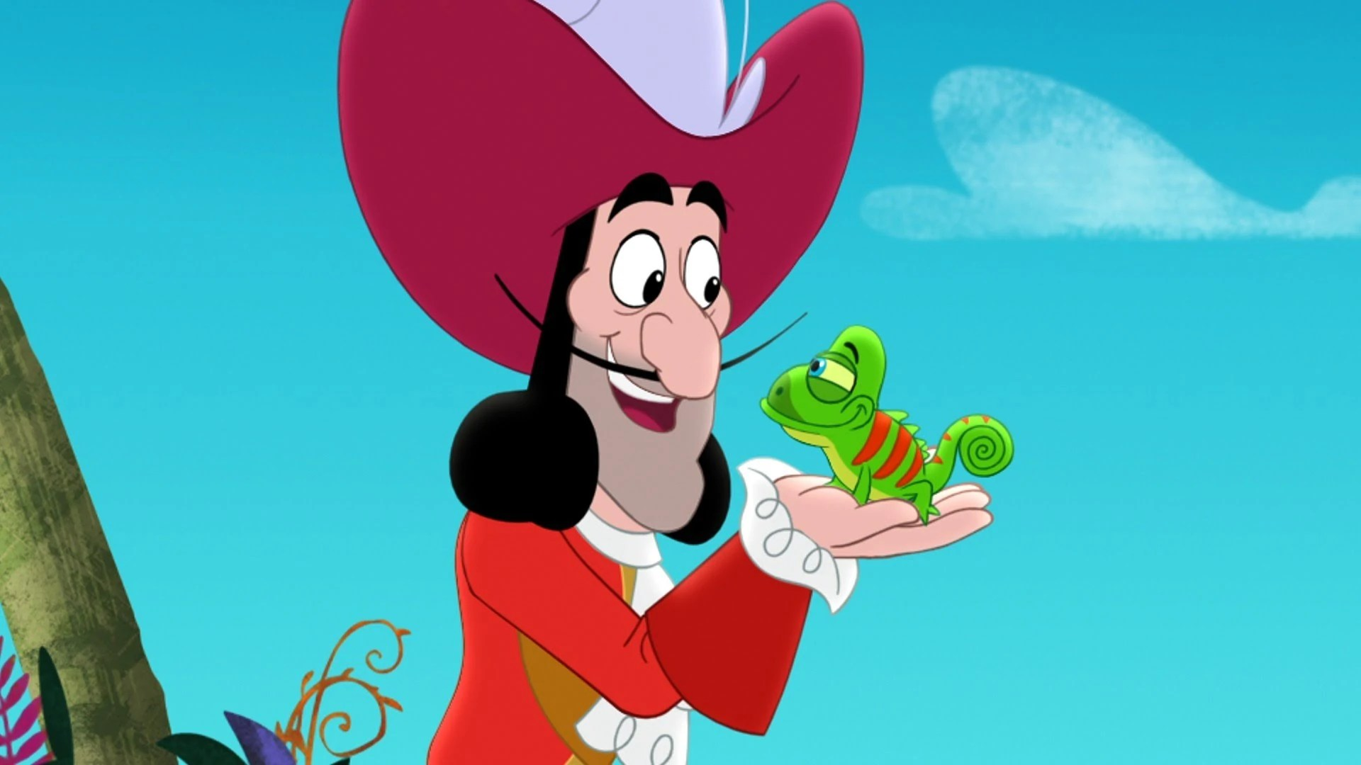 Hook&blinky-. Smee' Disney Wiki