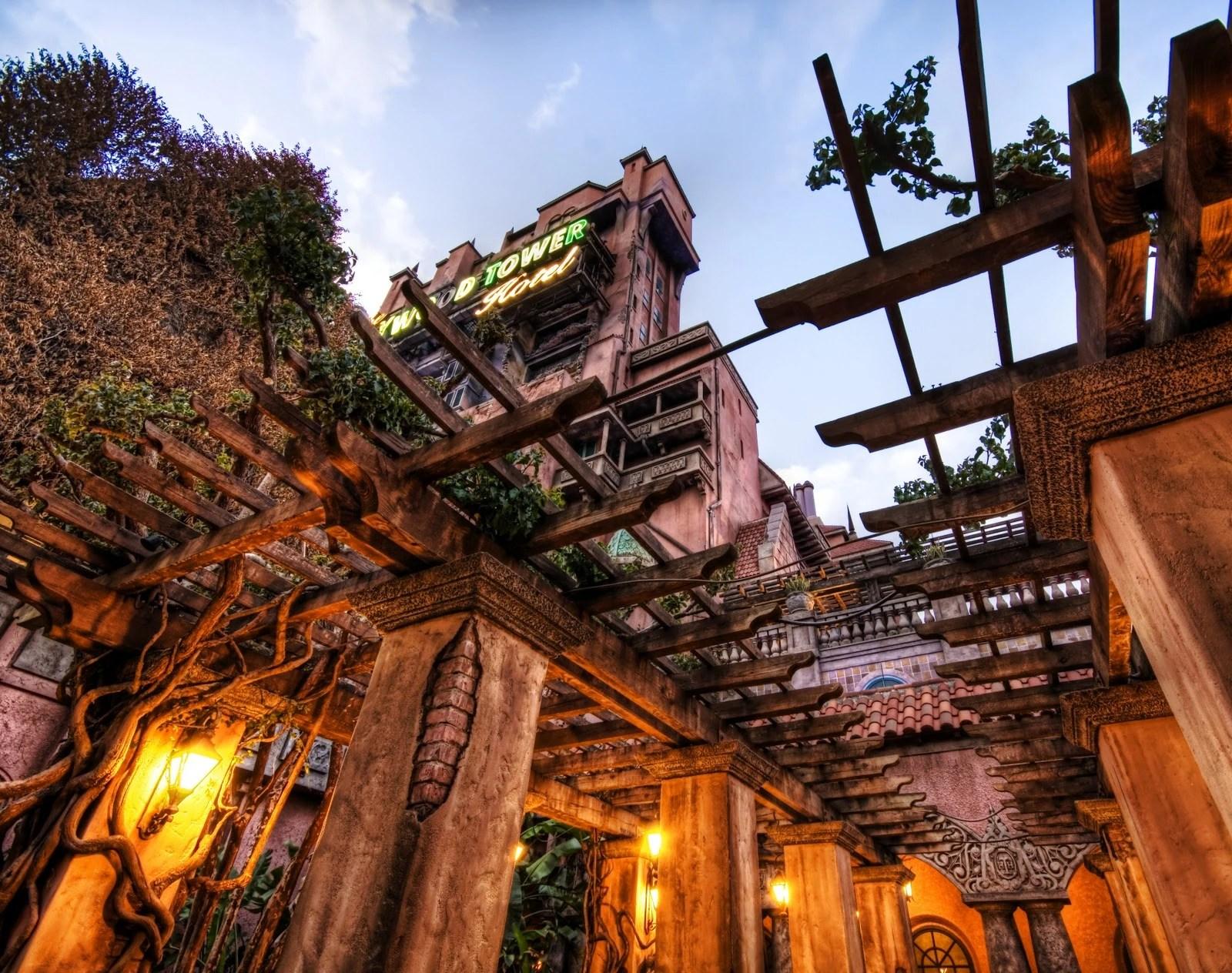Tower of Terror Disney Orlando