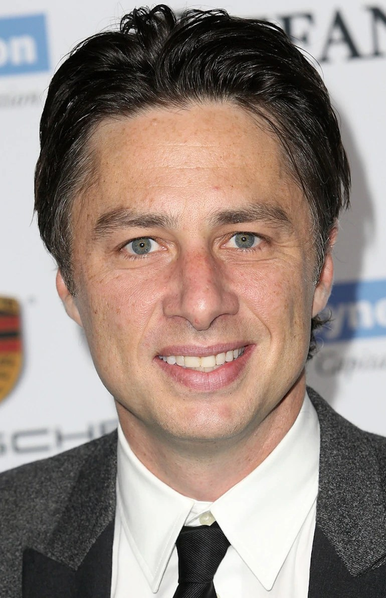 Zach Braff Disney Wiki Fandom Powered By Wikia