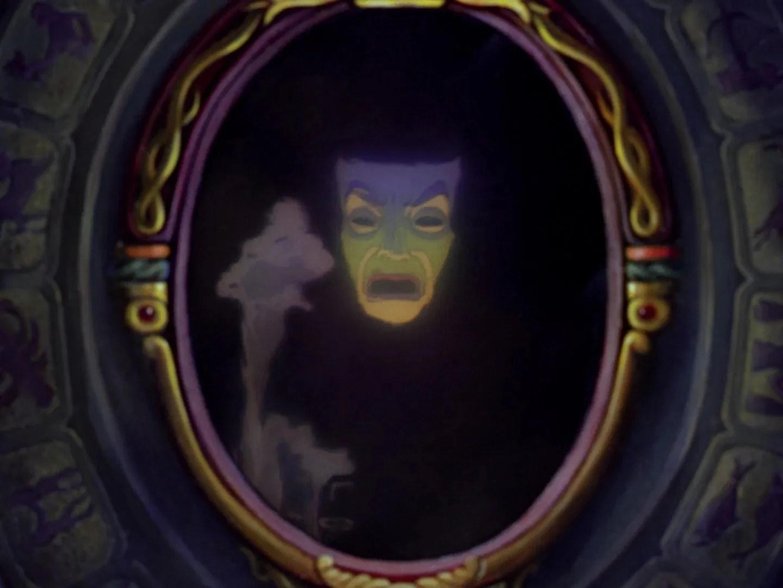 Disney Magic Mirror Snow White