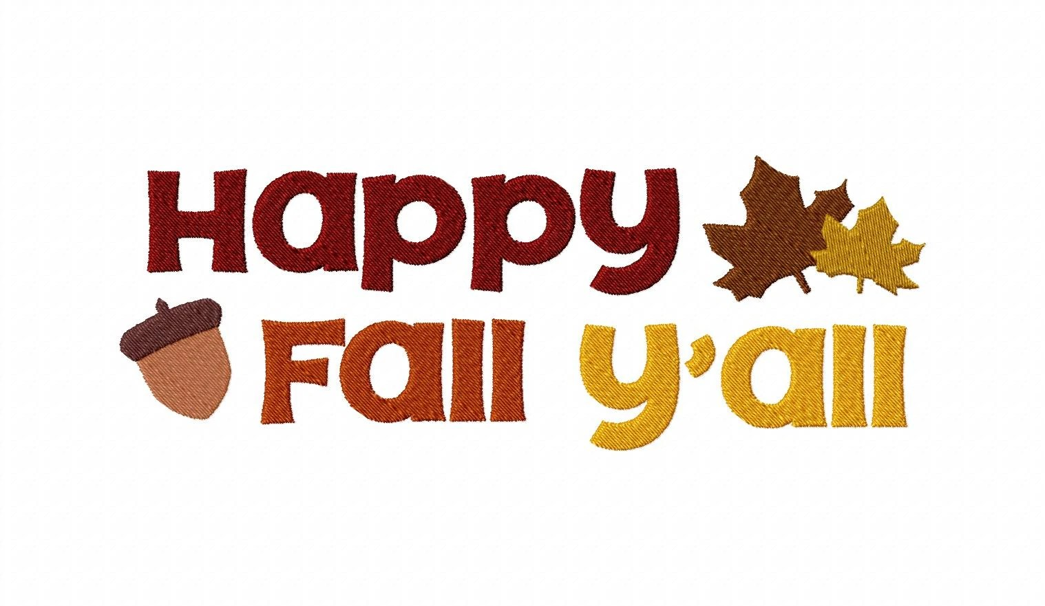 small resolution of happy fall y all machine embroidery design cqd8j7 clipart jpg