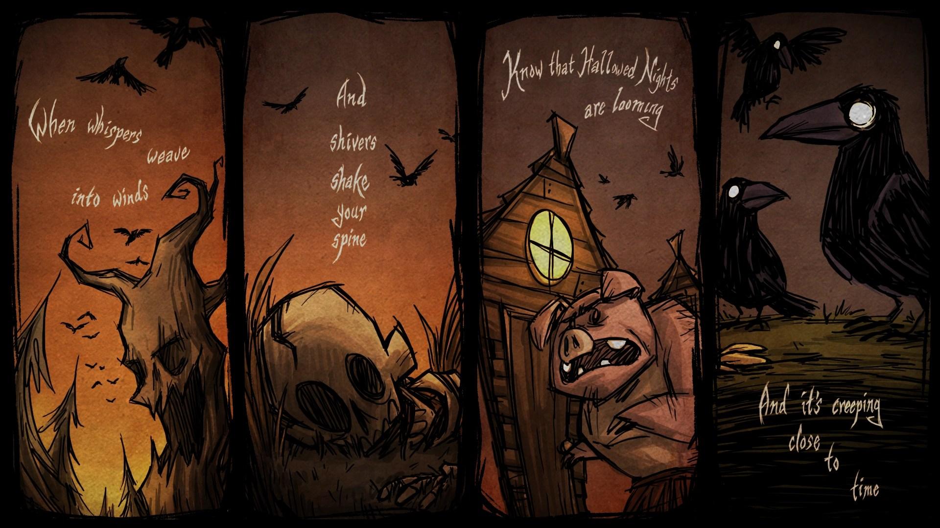 畫像 - Hallowed Nights1.png | Don't Starve 攻略 Wiki | FANDOM powered by Wikia