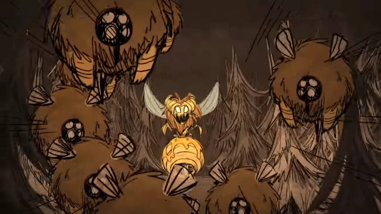 Grumble Bee | Don't Starve game Wiki | FANDOM powered by Wikia