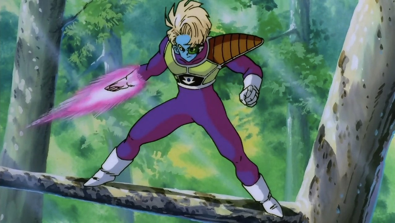 energy blade dragon ball