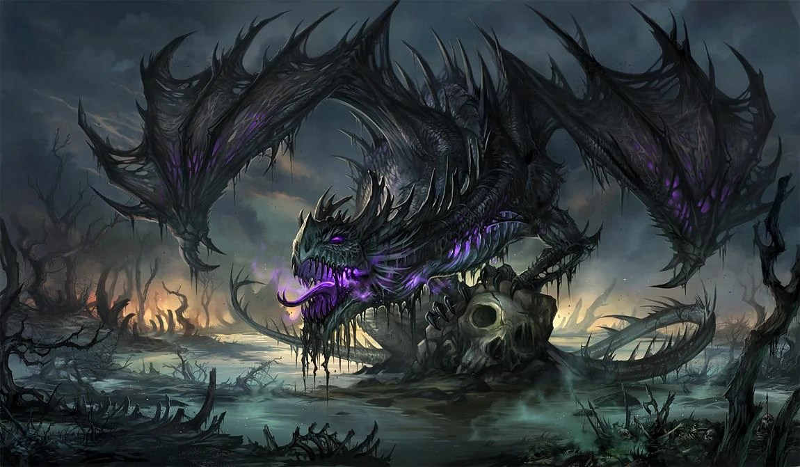 death dragon dragonology wiki