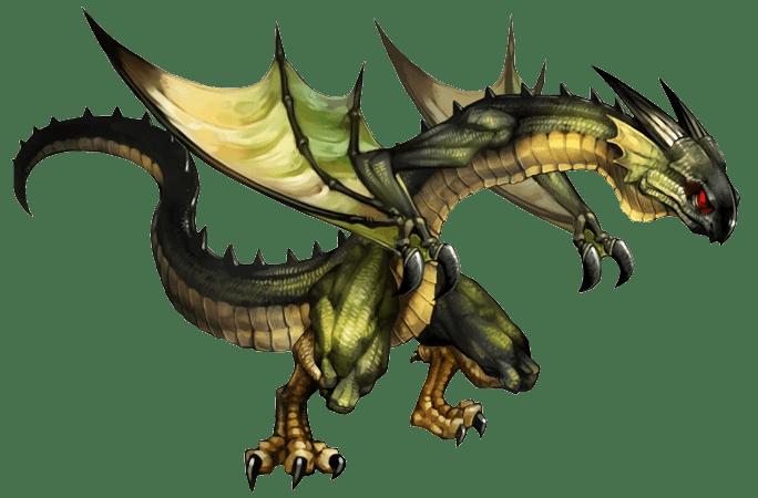 wyvern dragon s crown