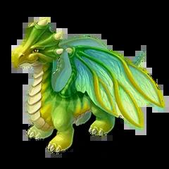 grass dragon dragons world