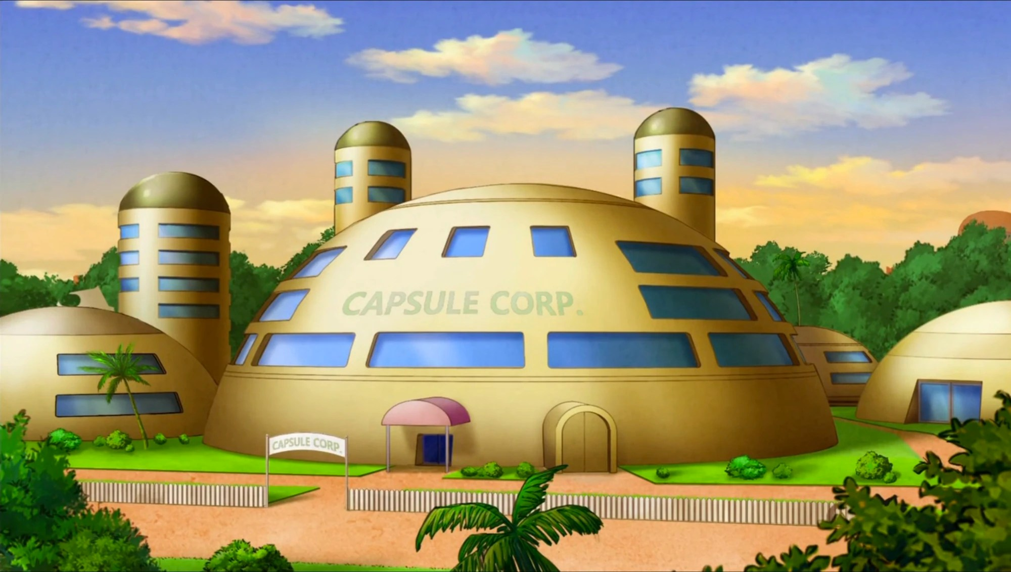 Capsule Corporation Dragon Universe Wiki Fandom