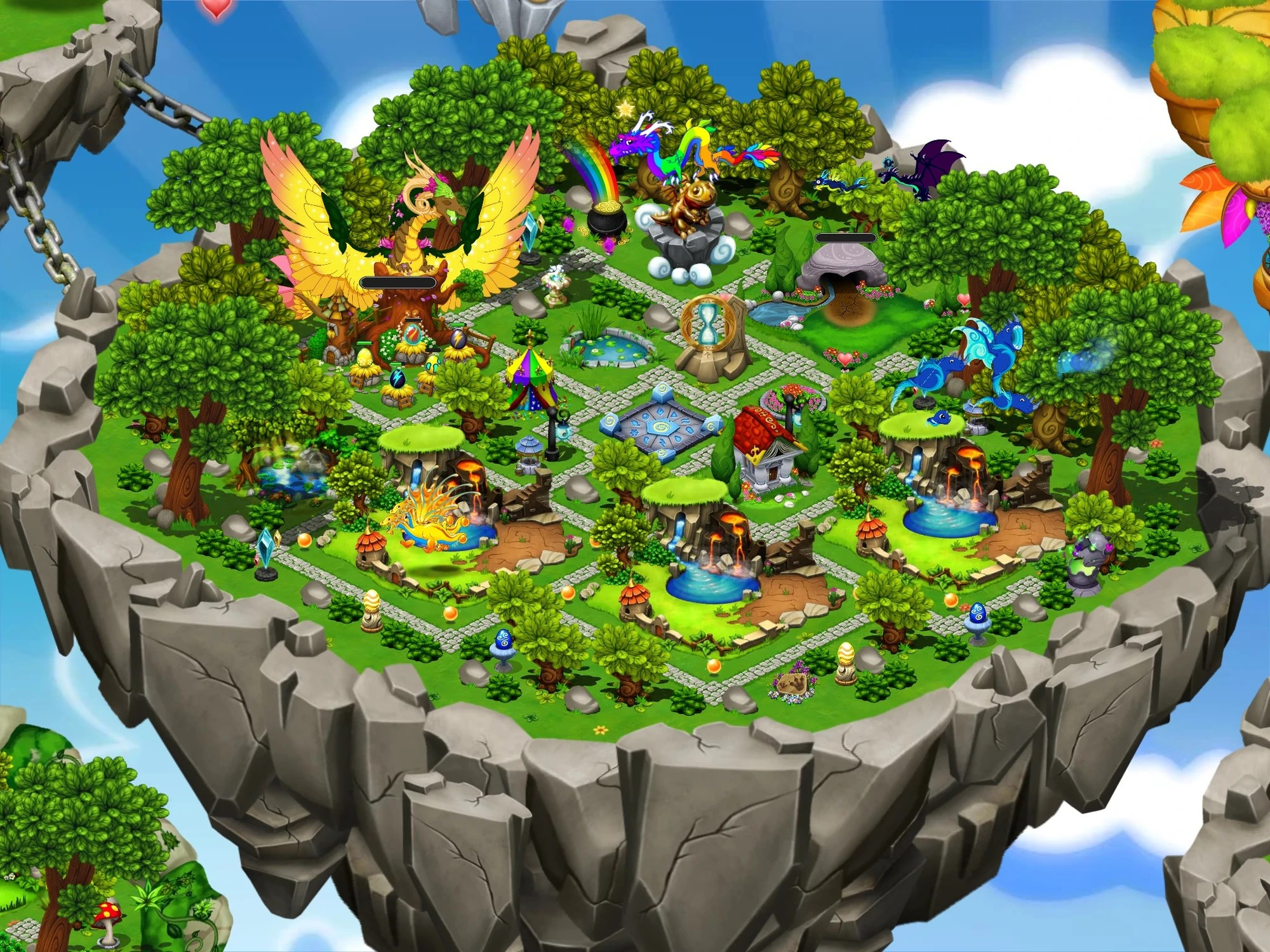 Meso Dragonvale Wiki - Year of Clean Water