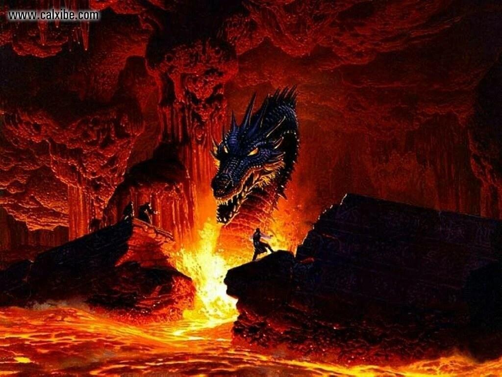 lava dragon dragon witch