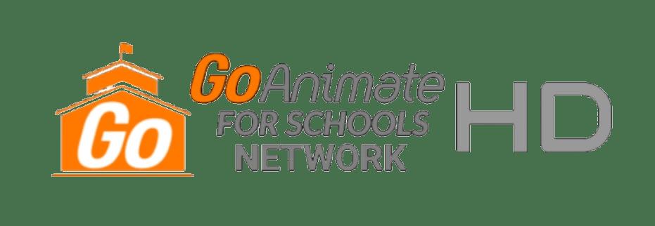 Logo Goanimate Schools