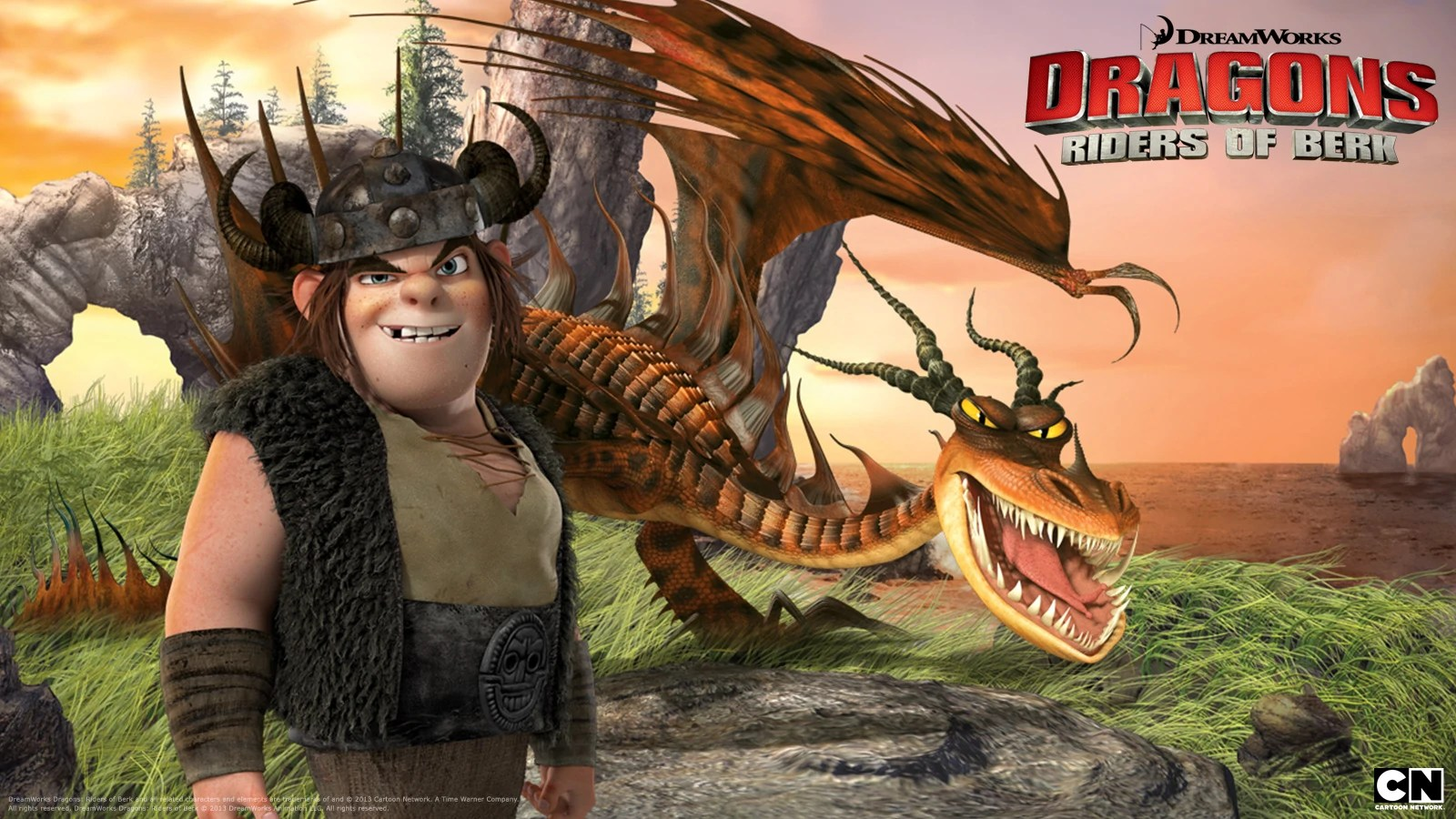 Bullrougher Train Dragon Wiki - Year of Clean Water