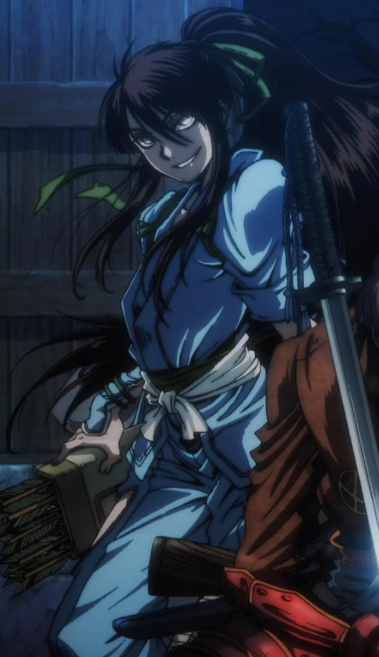 drifter anime